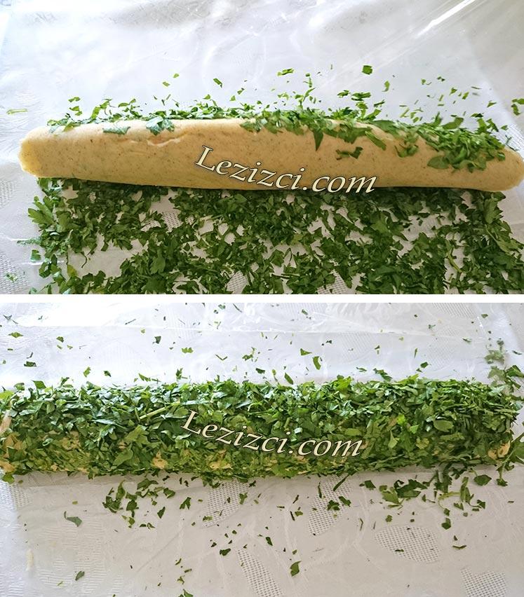 Garnitürlü Yoğurtlu Rulo Patates Salatası Tarifi