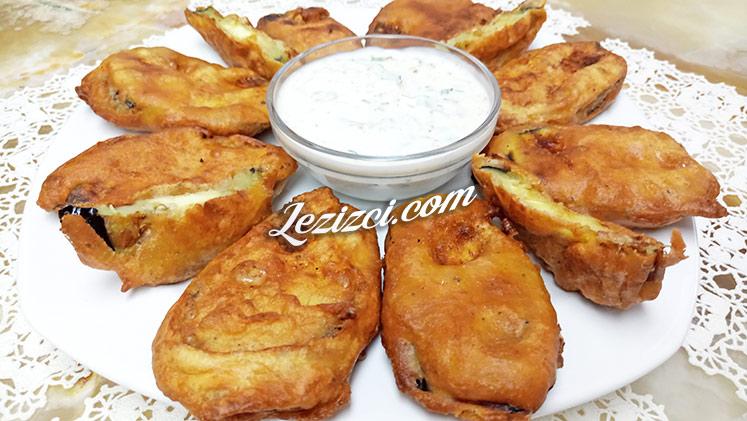 Sodalı Patlıcan Kızartması Tarifi