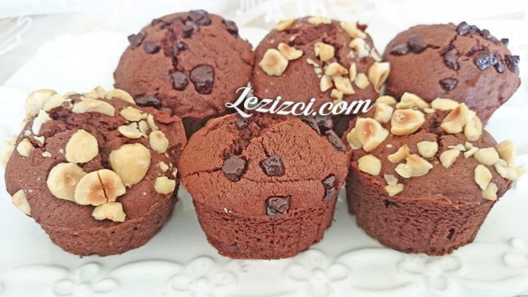 Çikolatali Muffin