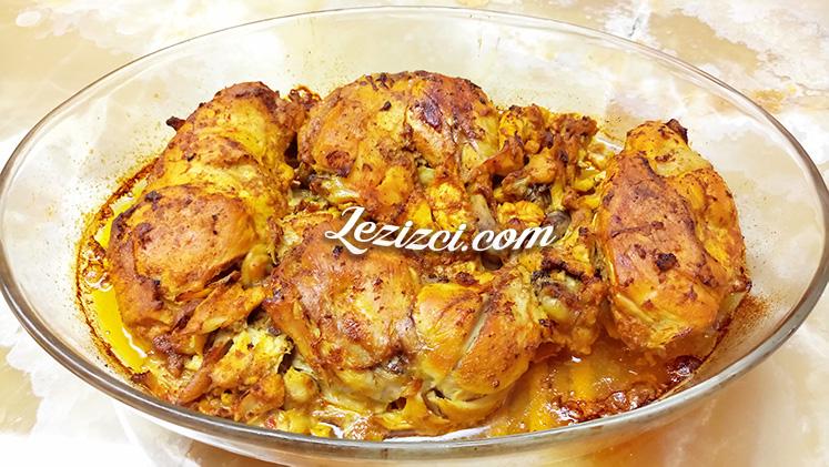 Fırında Tavuk Tandır Nasıl Yapılır