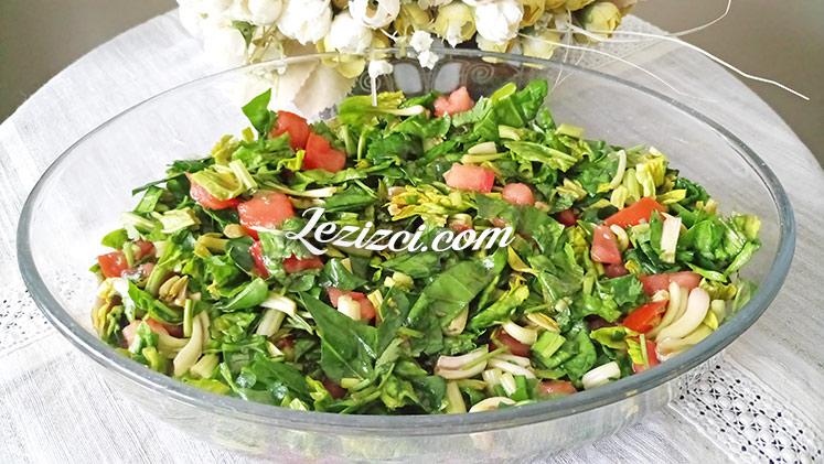 Ispanak Salatası Tarifi – Ispanak Salatası Nasıl Yapılır?