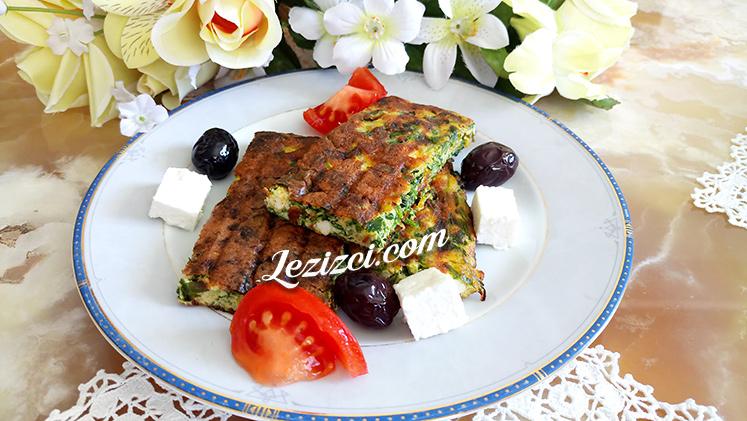 Pazılı Omlet