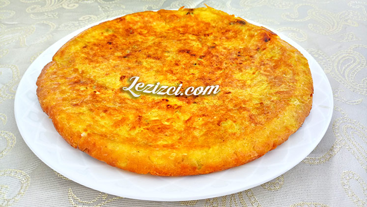 Kahvaltılık Patates Böreği