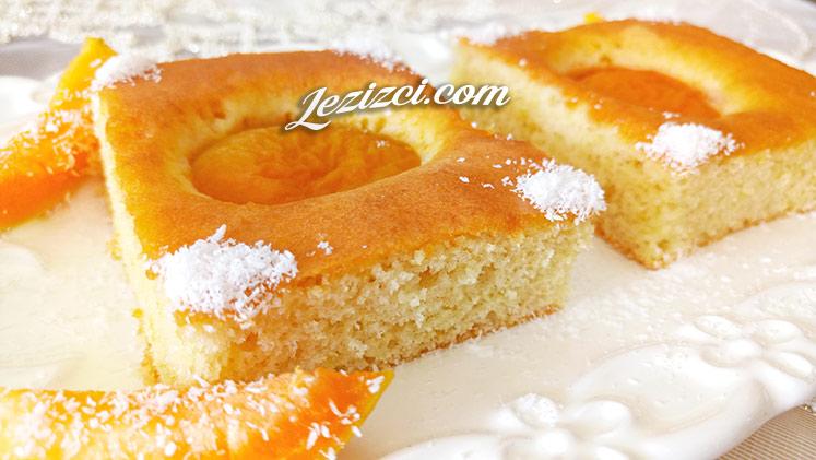 Taze Kayısılı Kek Tarifi – Kayısılı Kek Nasıl Yapılır?