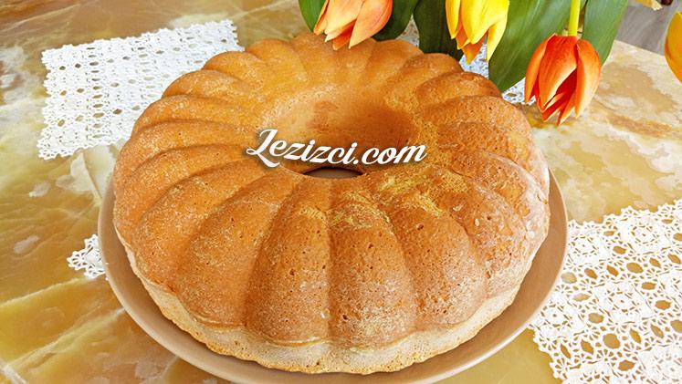Yağsız Kek Nasıl Yapılır