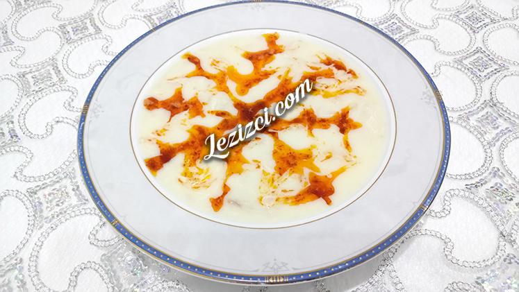 Yoğurtlu Tavuklu Düğün Çorbası