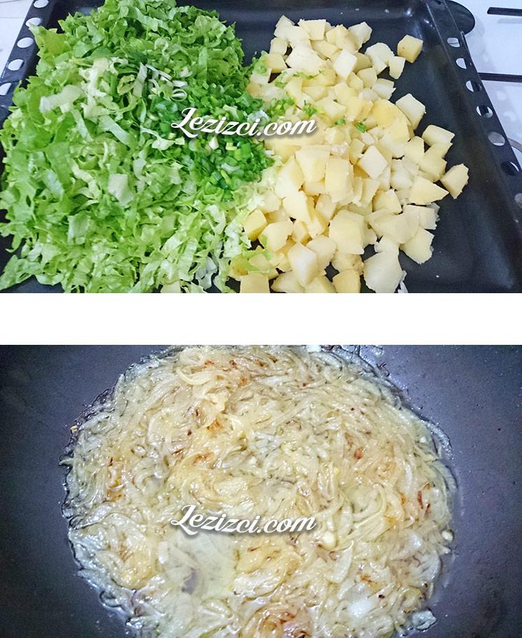 Yumurtalı Patates Salatası Nasıl Yapılır