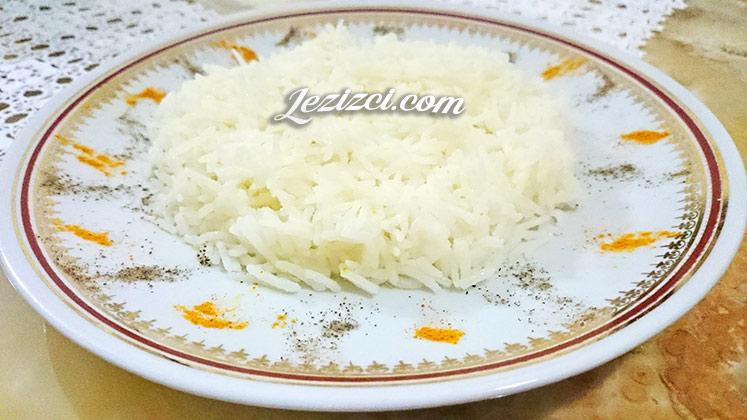 Tereyağlı Basmati Pirinç Pilavı Tarifi