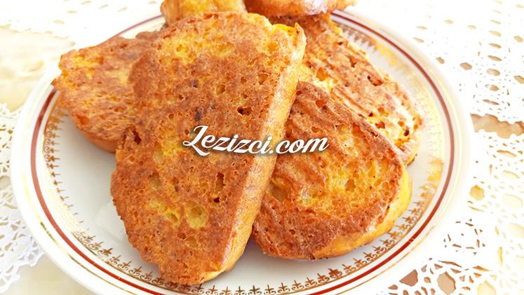 Fırında Yumurtalı Ekmek Nasıl Yapılır?