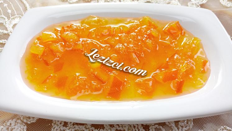 Tam Kıvamında Mis Kokulu Portakal Reçeli Nasıl Yapılır?