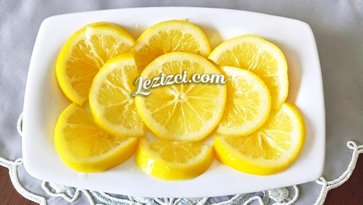 Limon Turşusu Nasıl Yapılır?