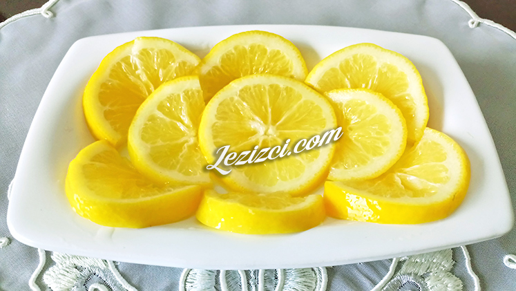 Limon Turşusu Tarifi – Limon Turşusu Nasıl Yapılır?