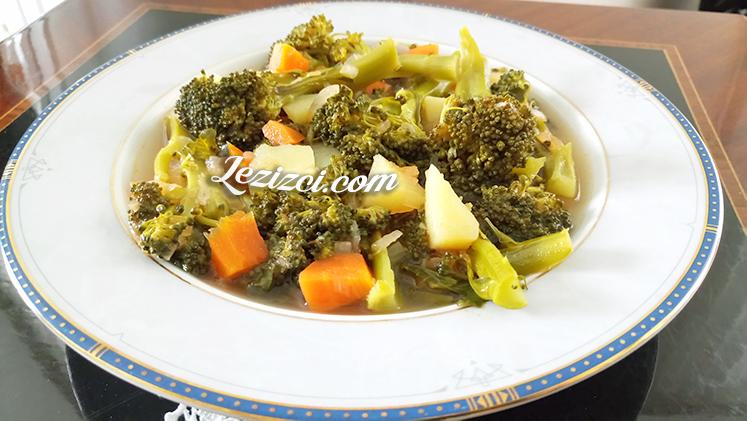 Brokoli Yemeği