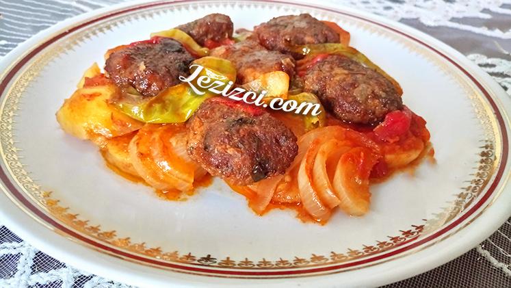 Fırında İzmir Köfte Tarifi