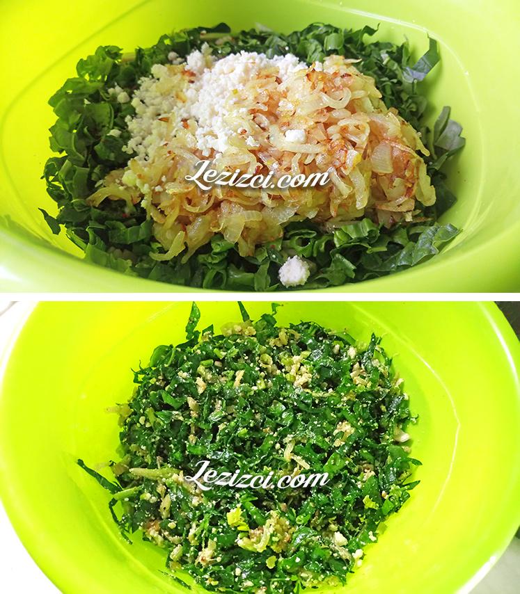 Ispanaklı Patates Böreği Nasıl Yapılır