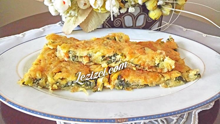 Ispanaklı Patates Böreği Tarifi