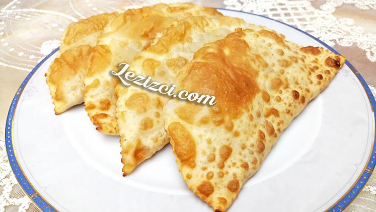Çi Börek - Tatar Böreği