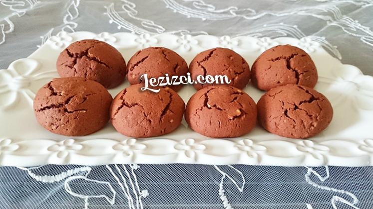 Kakaolu Ve Fındıklı Kurabiye Tarifi