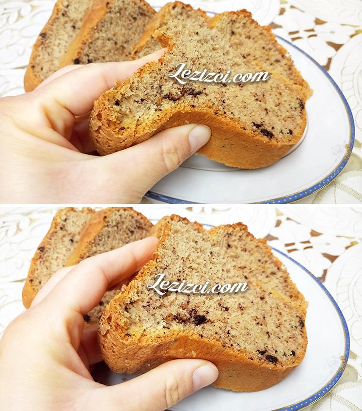 Çikolatalı Sünger Kek Nasıl Yapılır
