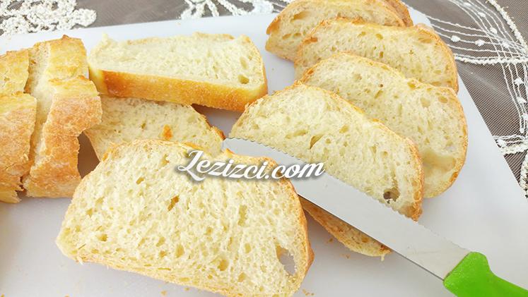 Evde fırın ekmeği nasıl yapılır?