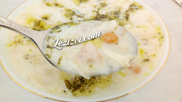 Tavuklu toyga çorbası nasıl yapılır