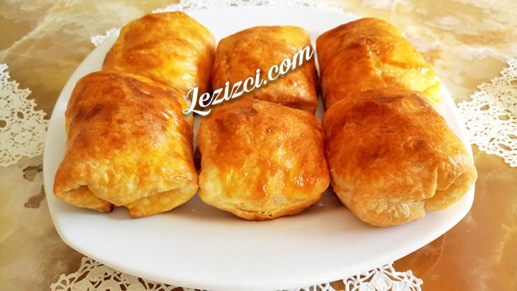 Hindi Etli Bohça Böreği Tarifi