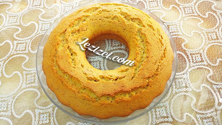 Tahinli Susamlı Kek Nasıl Yapılır