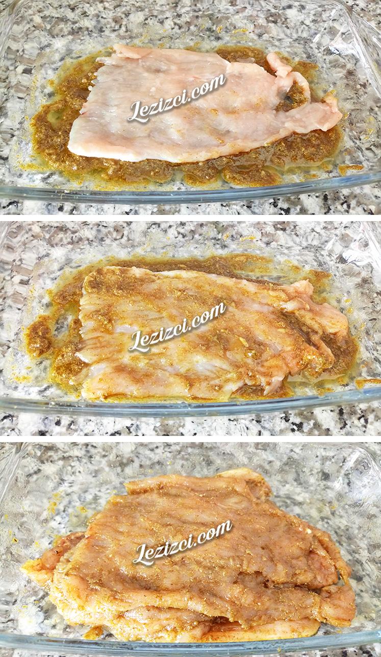 Tavada Kekikli Hindi Biftek Nasıl Yapılır