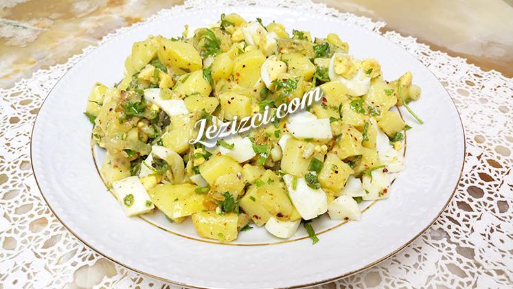 Enfes Patates Salatası Tarifi