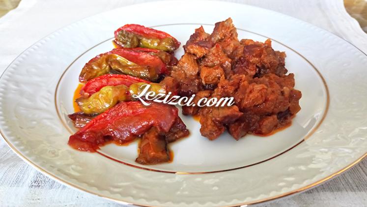 Antep Usulü Fırında Patlıcanlı Parmak Kebabı Tarifi