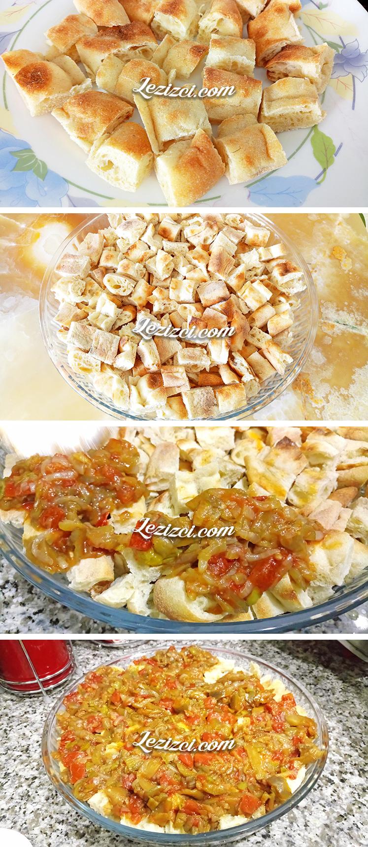 Patlıcan tiridi nasıl yapılır