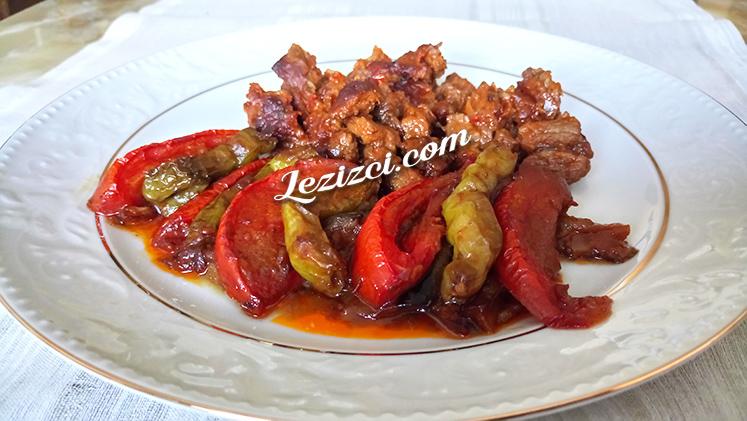 Fırında Patlıcanlı Parmak Kebabı Tarifi