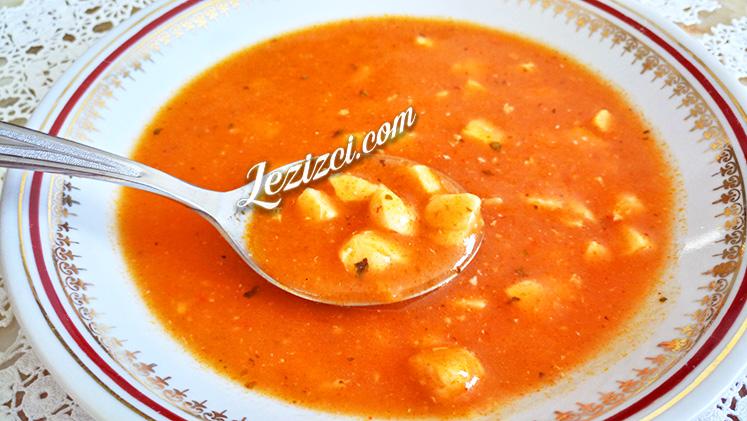 Tavuklu Tarhana Çorbası Nasıl Yapılır?