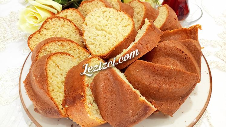Taze İncirli Kek Nasıl Yapılır?