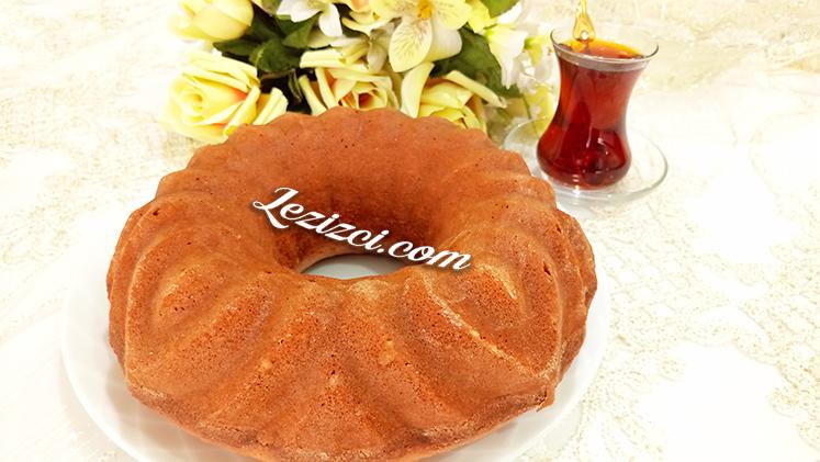 Taze incirli kek yapımı