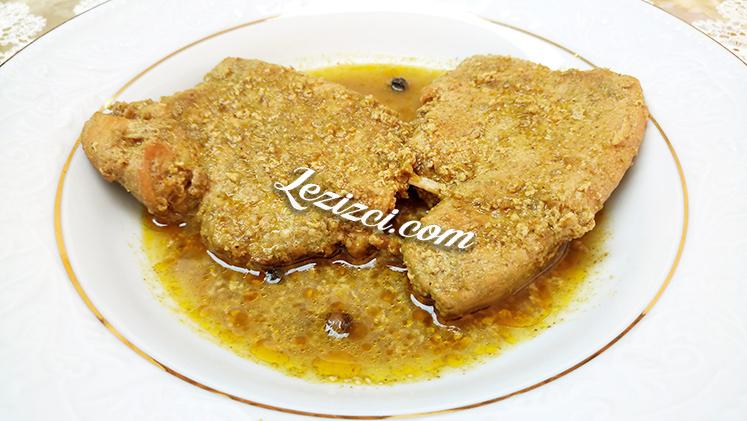 Kekikli Sütlü Hindi Biftek Tarifi