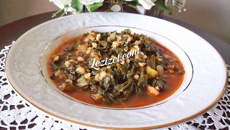 Pazı Yemeği Tarifi – Pazı Yemeği Nasıl Yapılır?