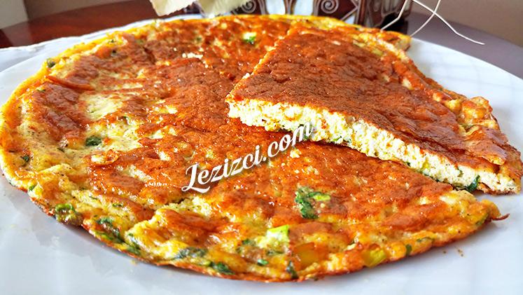 Kahvaltılık Lor Peyniri Kızartması