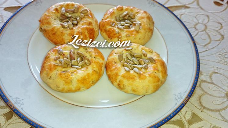 çiğdemli bülbül yuvası kurabiye