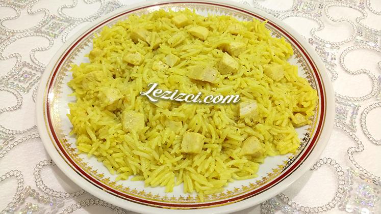 Hint usulü pirinç pilavı