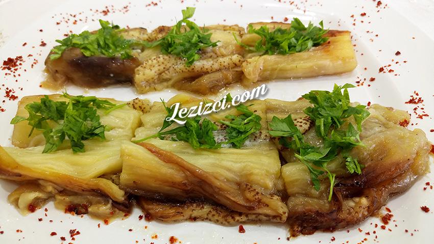 Fırında Tereyağlı Közlenmiş Patlıcan Tarifi