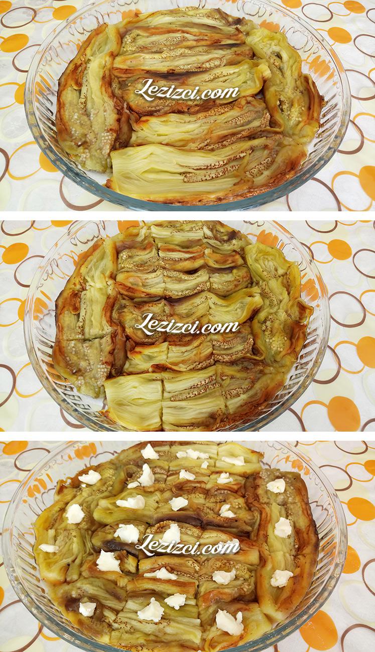 Tereyağlı Közlenmiş Patlıcan Nasıl Yapılır?