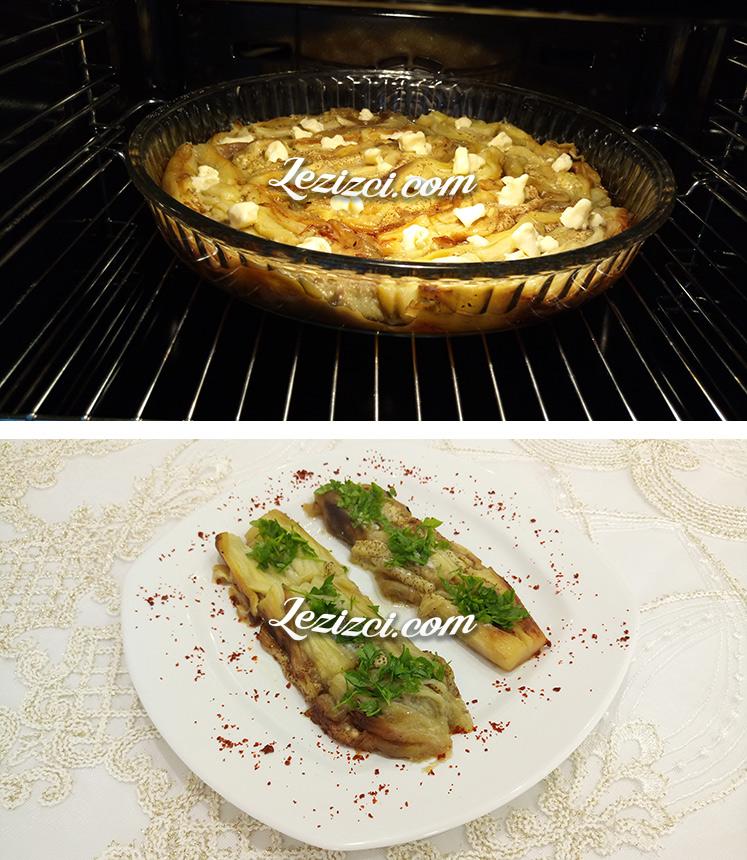 Fırında Tereyağlı Közlenmiş Patlıcan Nasıl Yapılır?