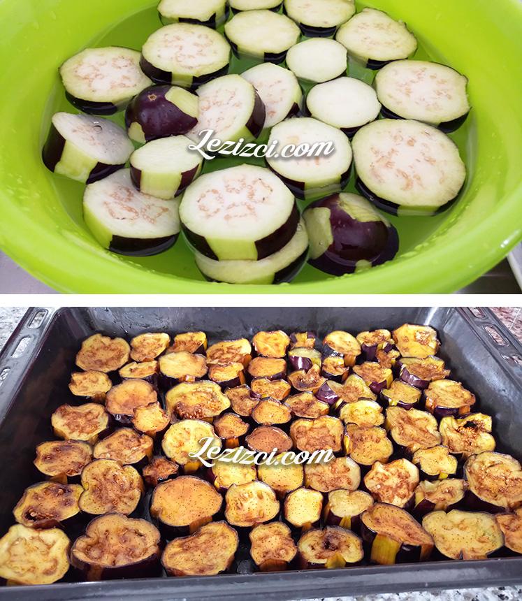 Patlıcan oturtma yapımı