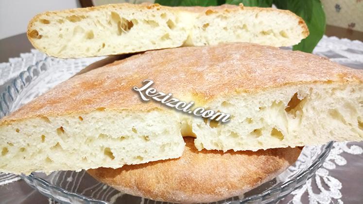 Pide Ekmek Tarifi – Köy Somunu Nasıl Yapılır?