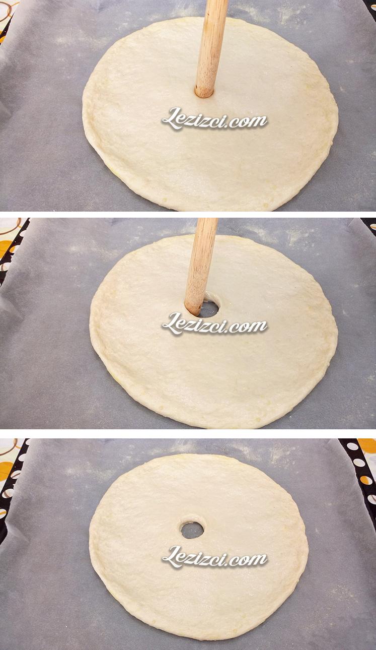 Somun Pide Ekmeğine Nasıl Şekil Verilir