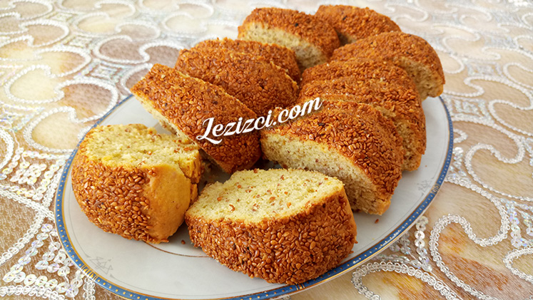 Susam Mantolu Tahinli Kek Nasıl Yapılır?