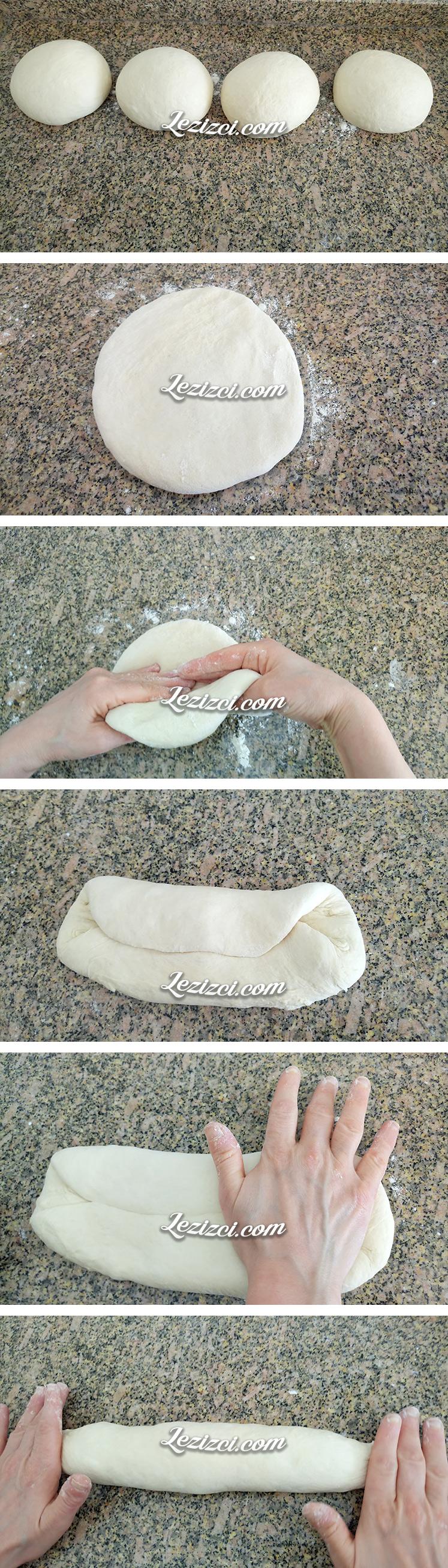 Yaş Mayalı Ekmek Yapımı