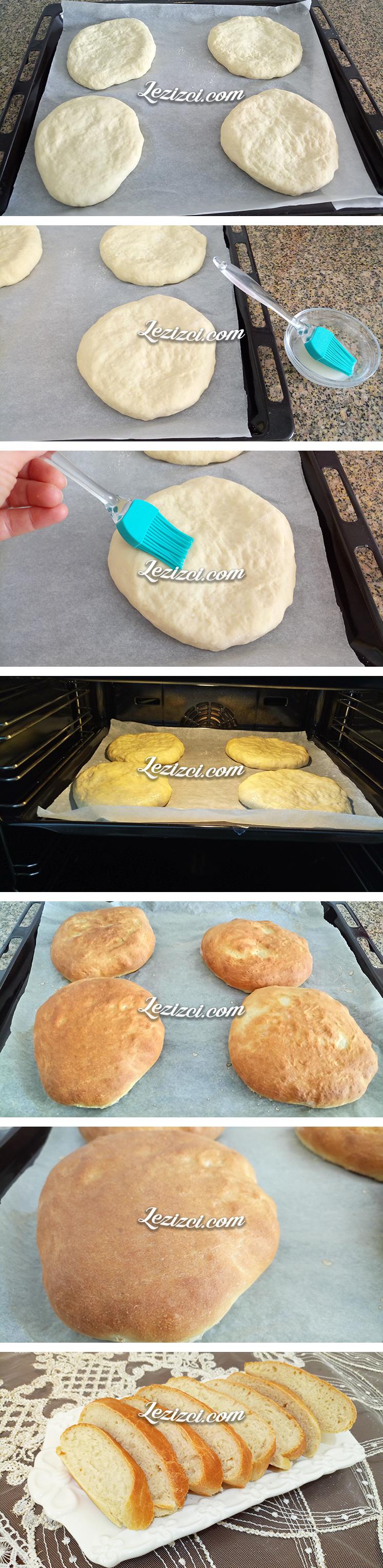 Pide Ekmeği Nasıl Yapılır