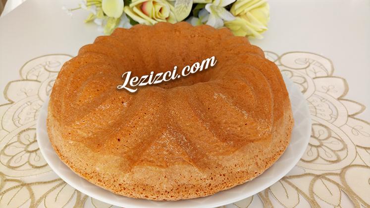 Nişastalı Sünger Kek Nasıl Yapılır